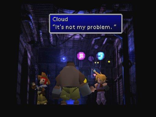 The List Final Fantasy Vii
