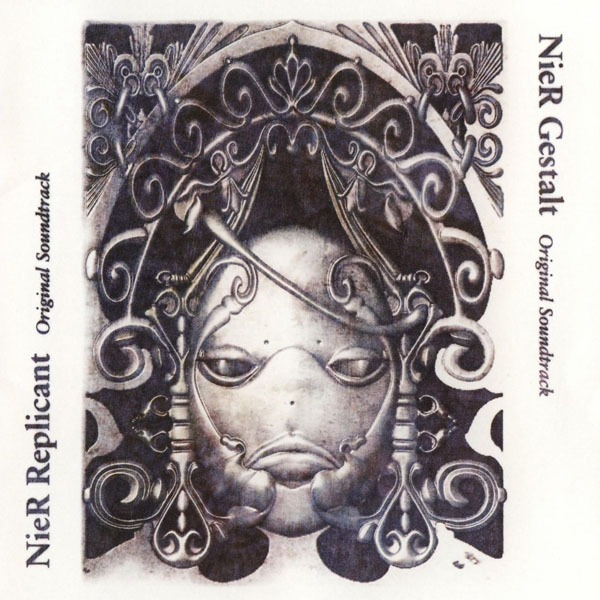 cover l 2 Game Music Saturdays: NieR Original Soundtrack