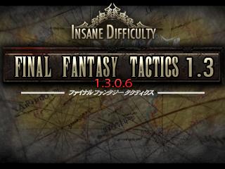 Final Fantasy Tactics 1.3: Proverbs for Gaming and Life