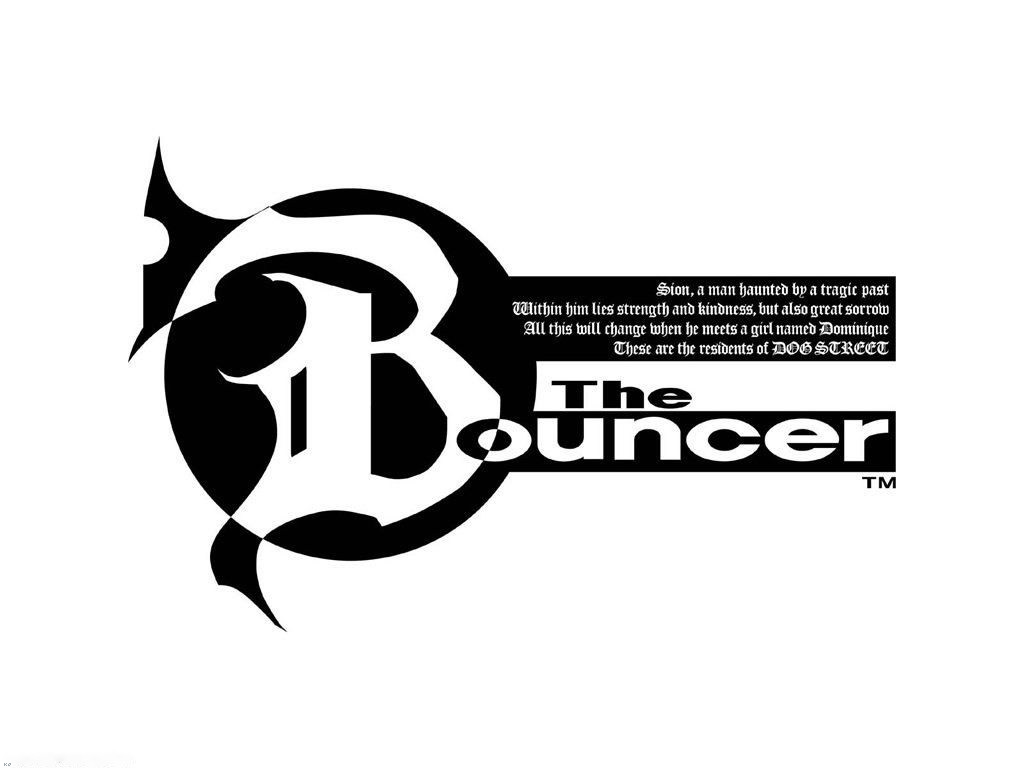 The Bouncer Logo by KaldeaOrchid The Beatitudes and The Bouncer