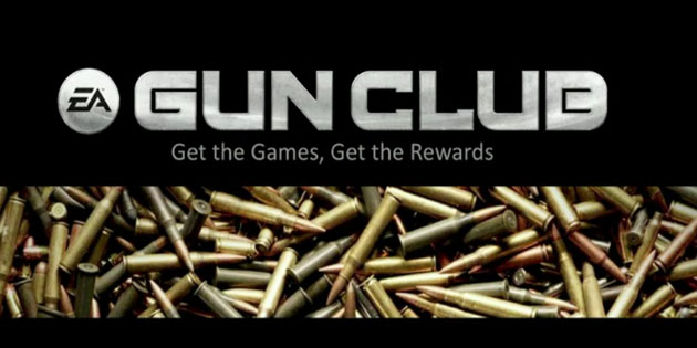 gunclub Electronic Arts, Real Guns, and Materialism