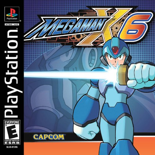 mmx6 box Game Music Saturdays: Mega Man X6 Original Soundtrack