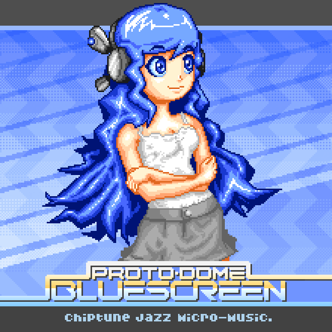 ubi034 Game Music Saturdays: ProtoDome   BLUESCREEN