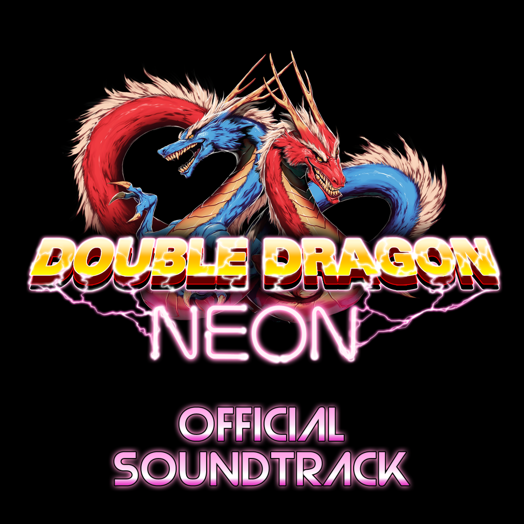 1670603761 1 1024x1024 Game Music Saturdays: Double Dragon Neon Original Soundtrack