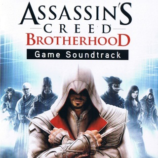 Assassins Creed Brotherhood Game Soundtrack Game Music Saturdays   Assassins Creed: Brotherhood Official Soundtrack