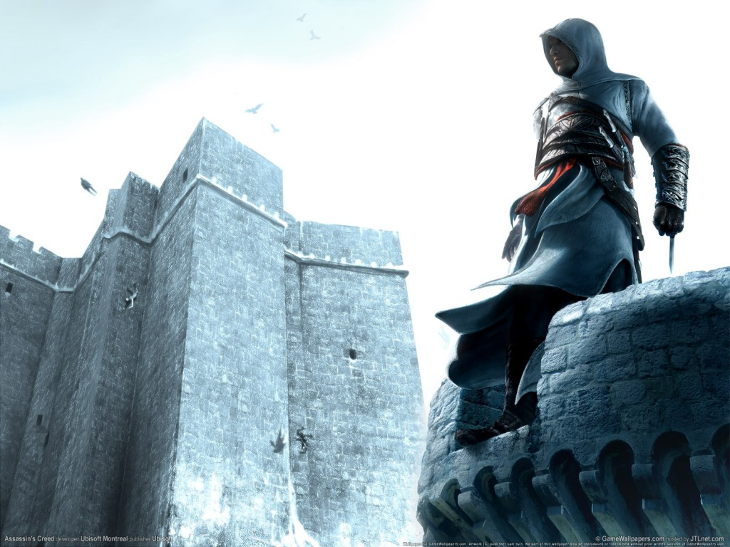 assassins creed wallpaper 1024x768 The Creed of the Assassins (Part 1)