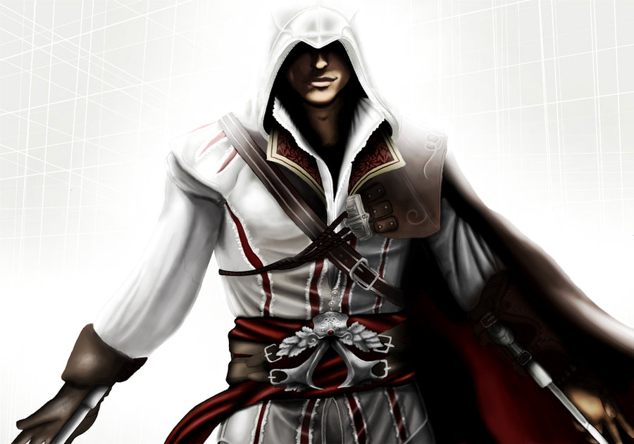 ezio auditore by mirudan d38fdyb The Creed of the Assassins (Part 2)