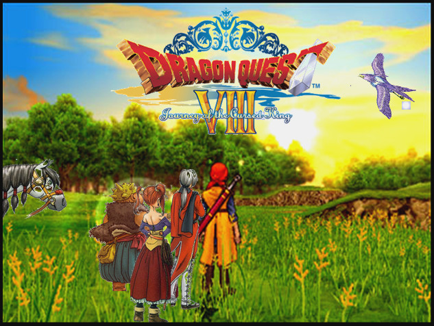 Dragon Quest VIII wallpaper by animeforeverrules The Comfort of Dragon Quest