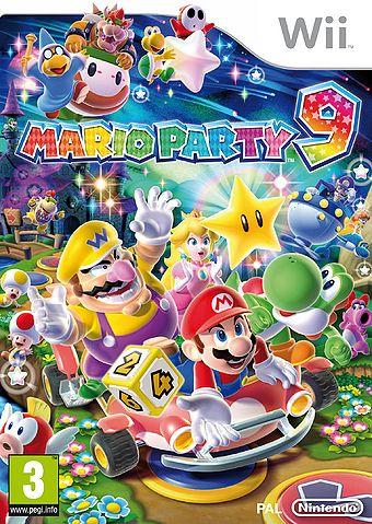 Marioparty9logo Mario Party and the Laborers in the Vineyard