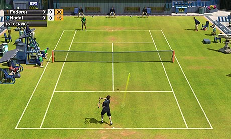 Virtua Tennis 2009 001 Fake Sports