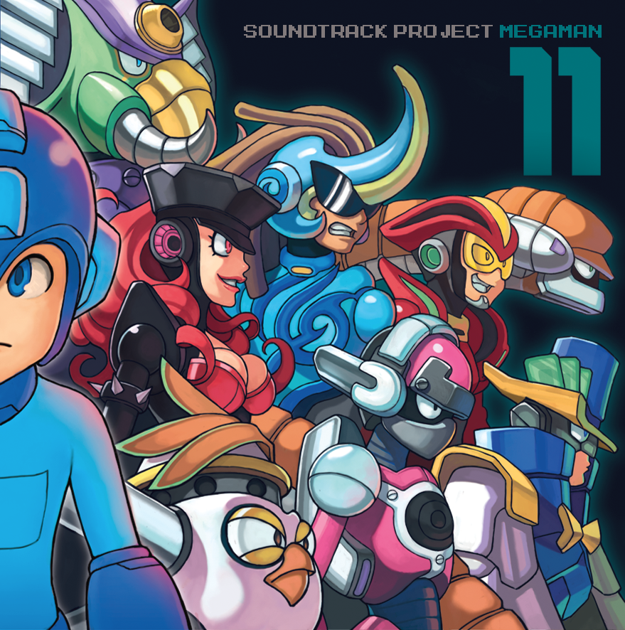Mega Man 11 Soundtrack Project