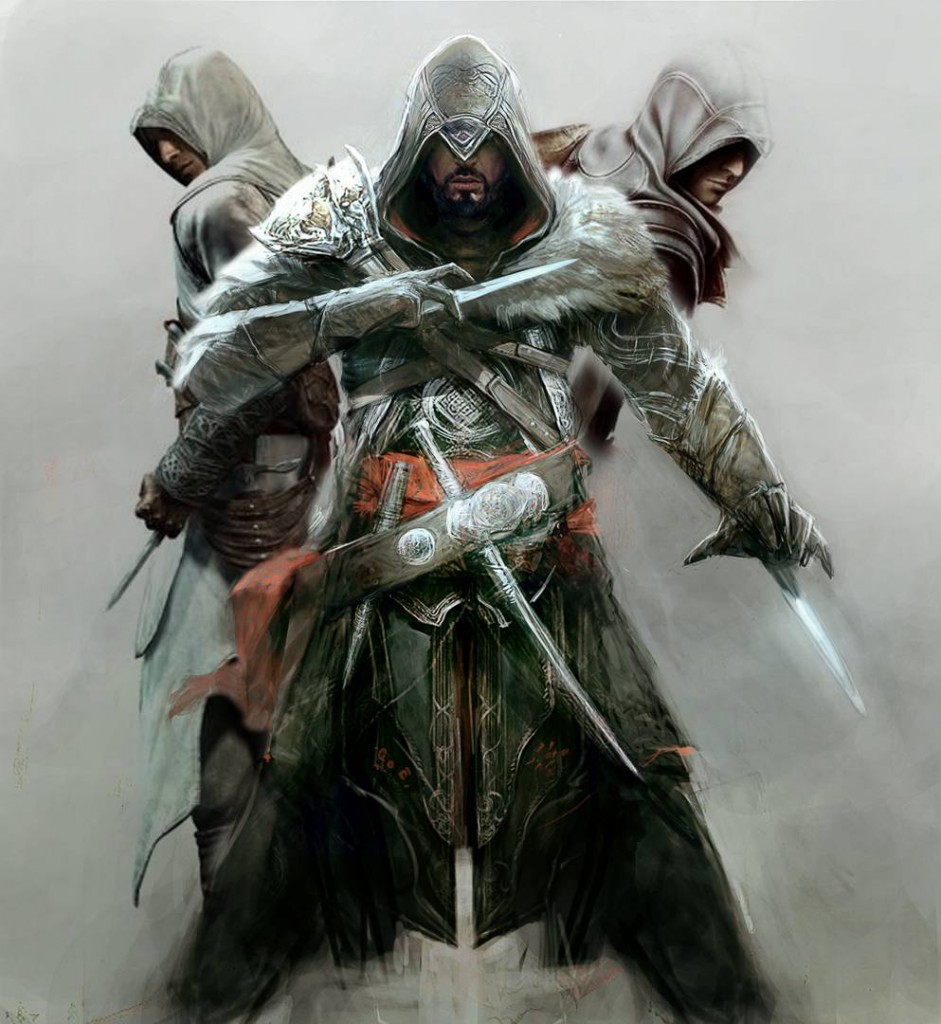 assassins creed revelations wallpaper in hd 941x1024 Monday Update: Week of October 15th, 2012