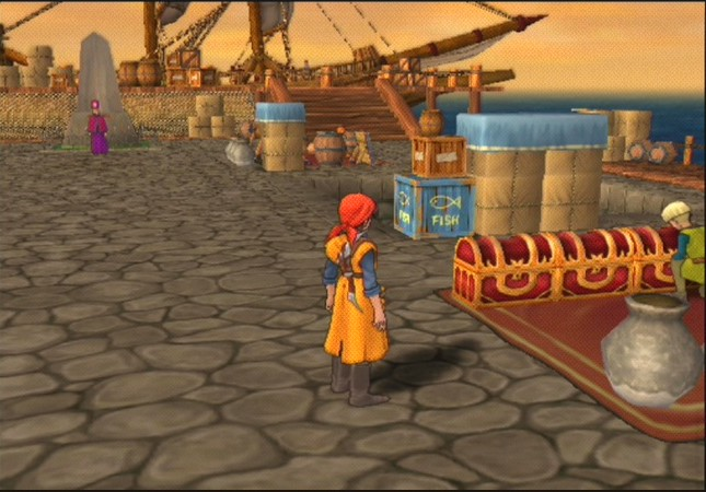 dq8 19 The Comfort of Dragon Quest