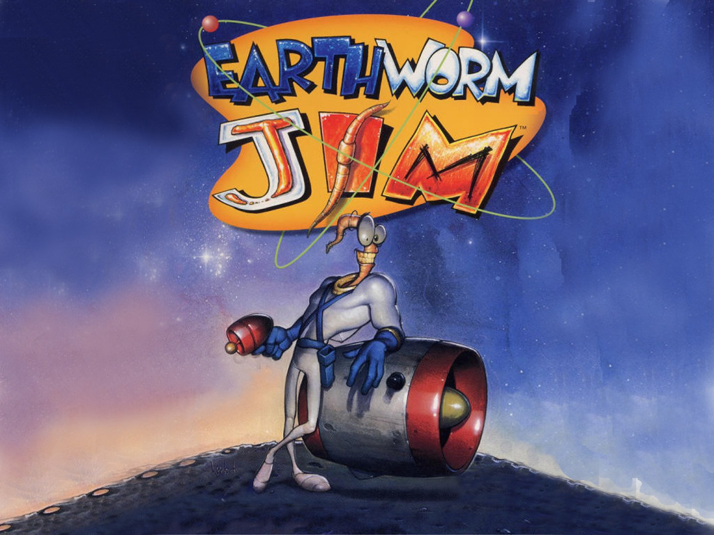 earthworm jim 03 Game Music Saturdays   Earthworm Jim Soundtrack
