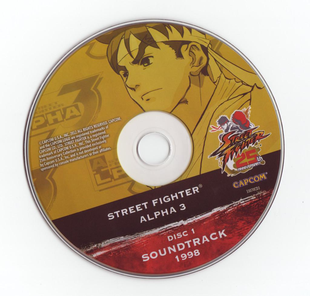Street Fighter Alpha 3 Disc 1