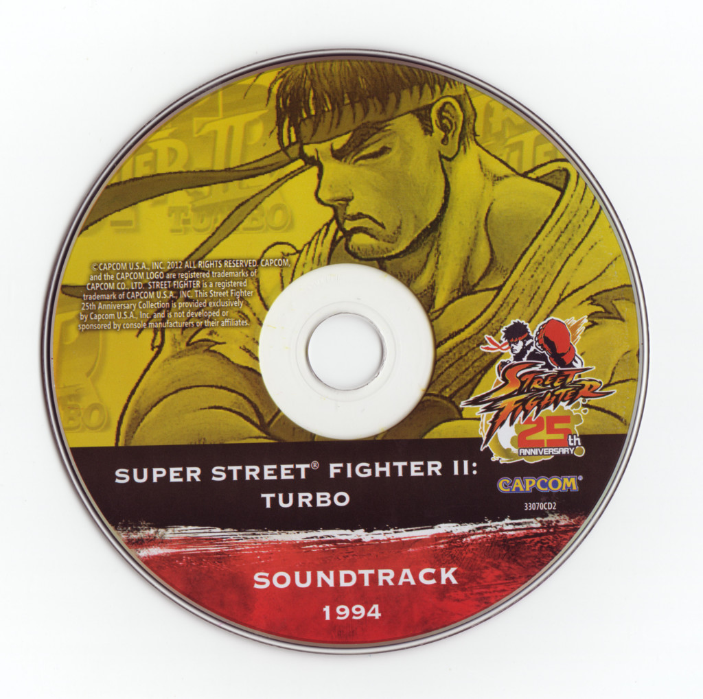 Super Street Fighter II Turbo Soundtrack