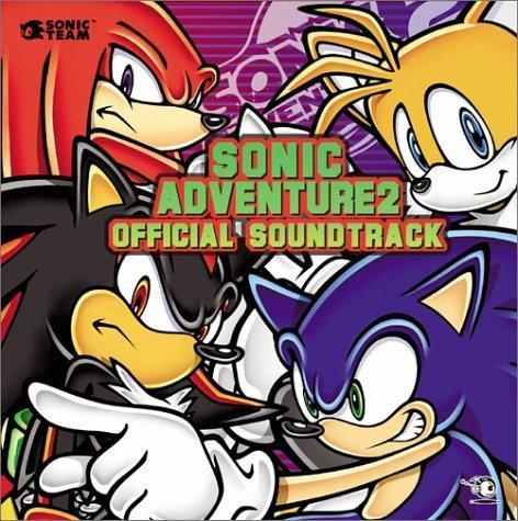Sonic Adventure 2 Tokyopop