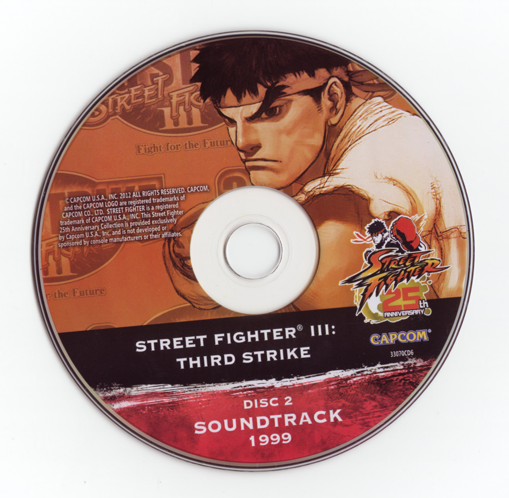 3rd Strike Online Soundtrack