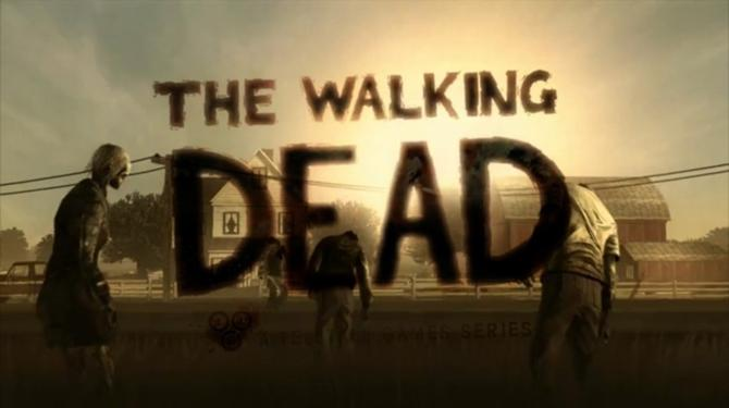 The Walking Dead Episodes Logo