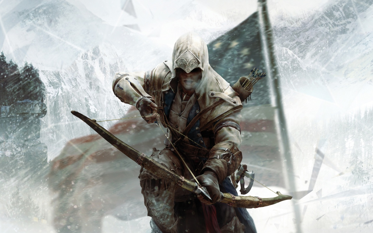 assassin s creed iii and american exceptionalism part  assassins creed 3 bow
