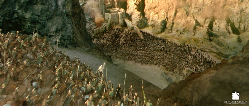 The Eucatastrophe of Helms Deep