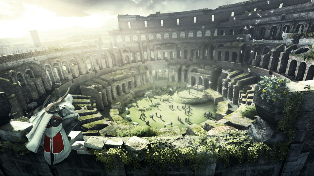 Assassin's Creed Brotherhood Colosseum