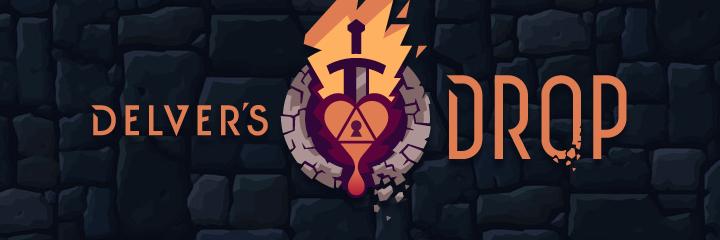 Delver's Drop Logo