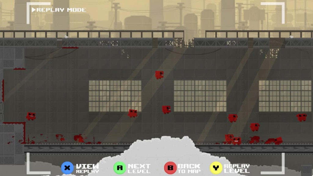 Super Meat Boy Replay