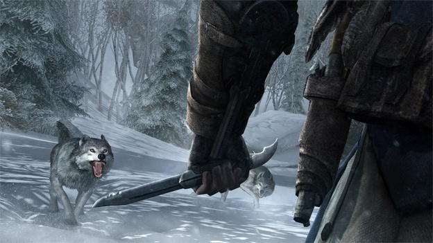 Assassin's Creed 3 Wolf
