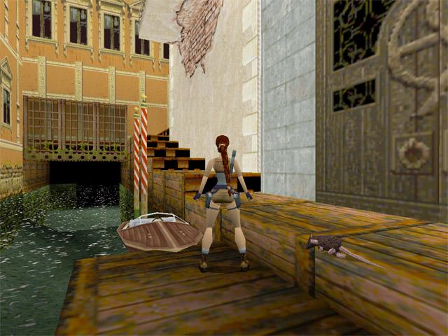 Tomb Raider II 2 Venice