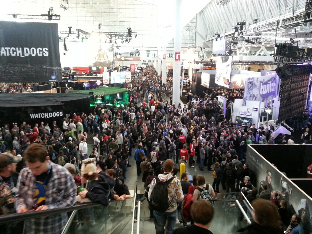 PAX East 2013 is big