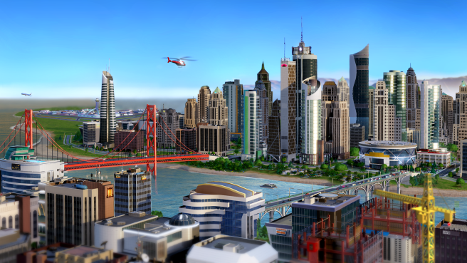 SimCity Panoramic 656x369 Simcity Simulations   The Insufficiency of the God Game