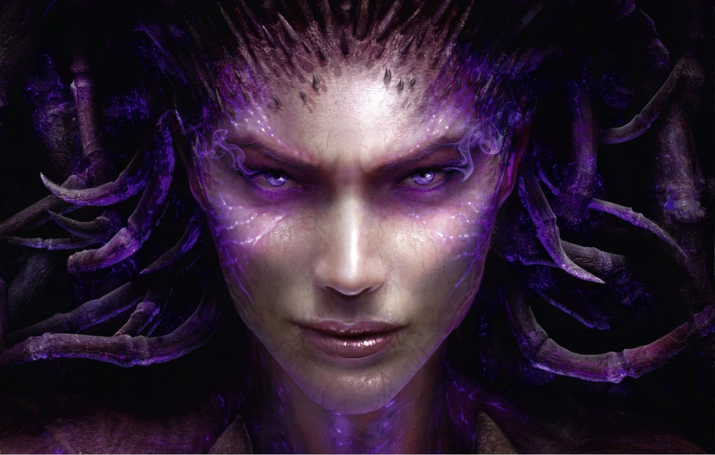 Starcraft 2 Heart of the Swarm PC wallpaper 1024x652 Starcraft II, Metagaming, and Action
