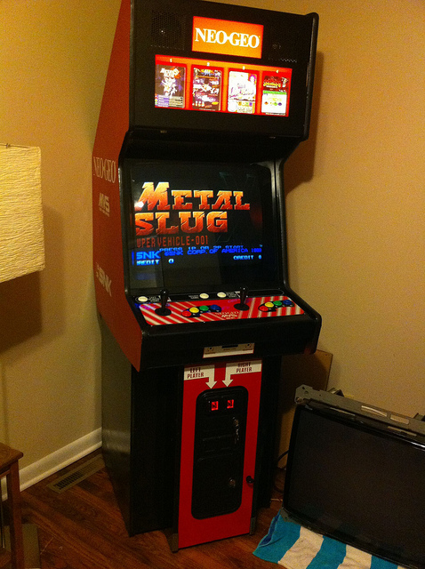 Snk Neo Geo Fun And Settling For Less