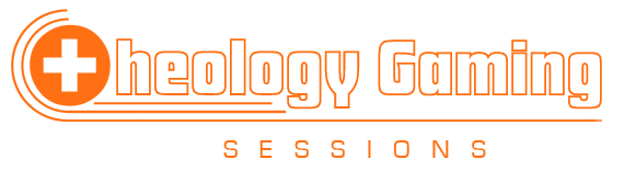 Theology Gaming Sessions Logo