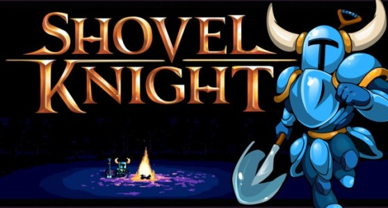 Shovel Knight Logo Screenshot