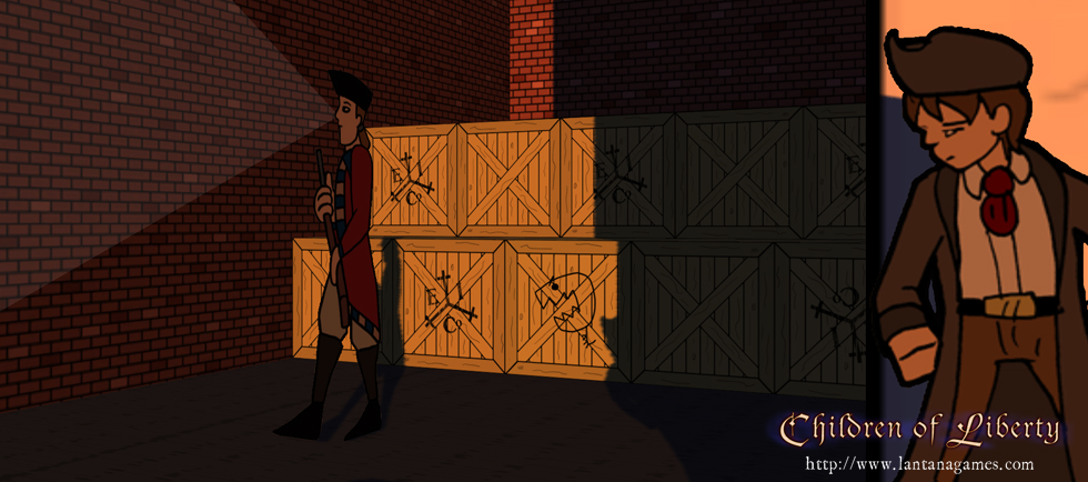Children of Liberty Screenshot 1
