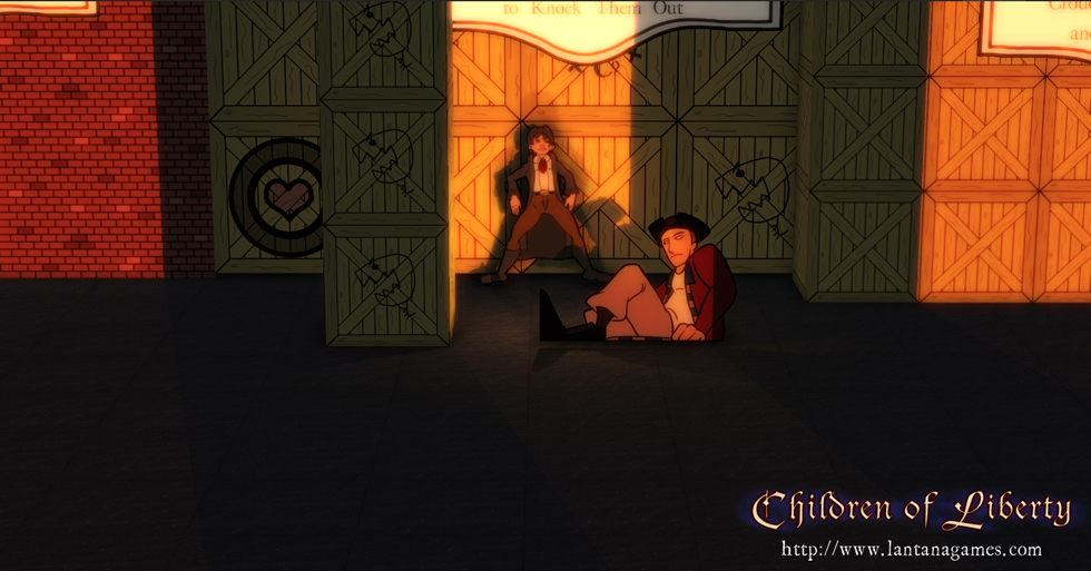 Children of Liberty Screenshot 2