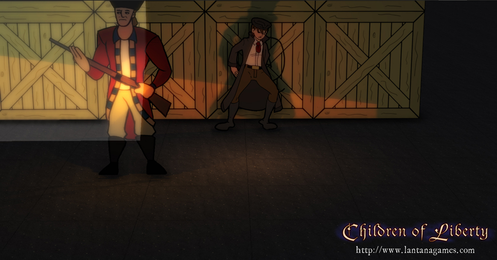 Children of Liberty Screenshot 3