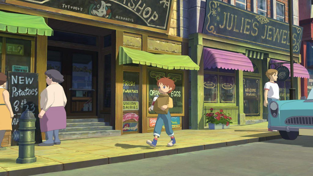 motorville 1024x576 Death in Motorville   Ni No Kuni: Wrath of the White Witch
