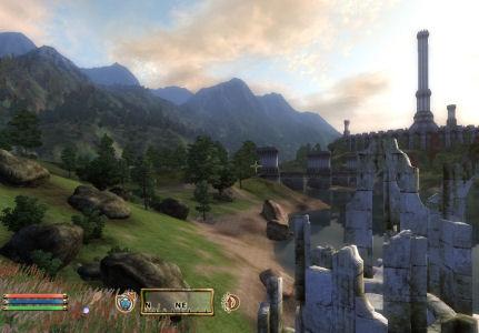 Elder Scrolls Oblivion Field