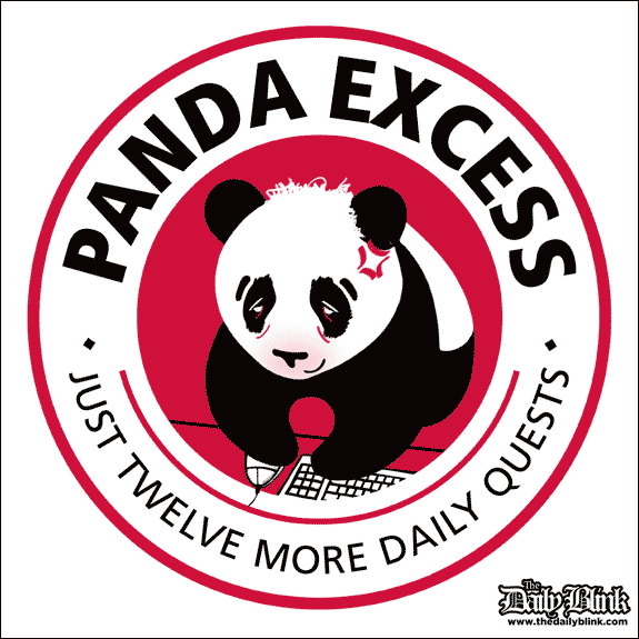 Daily Quests Panda Excess