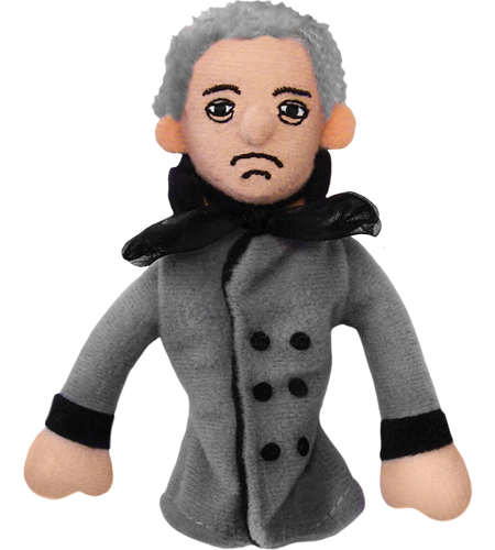 Kierkegaard Puppet