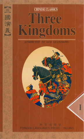 Three Kingdoms Moss Roberts Cover
