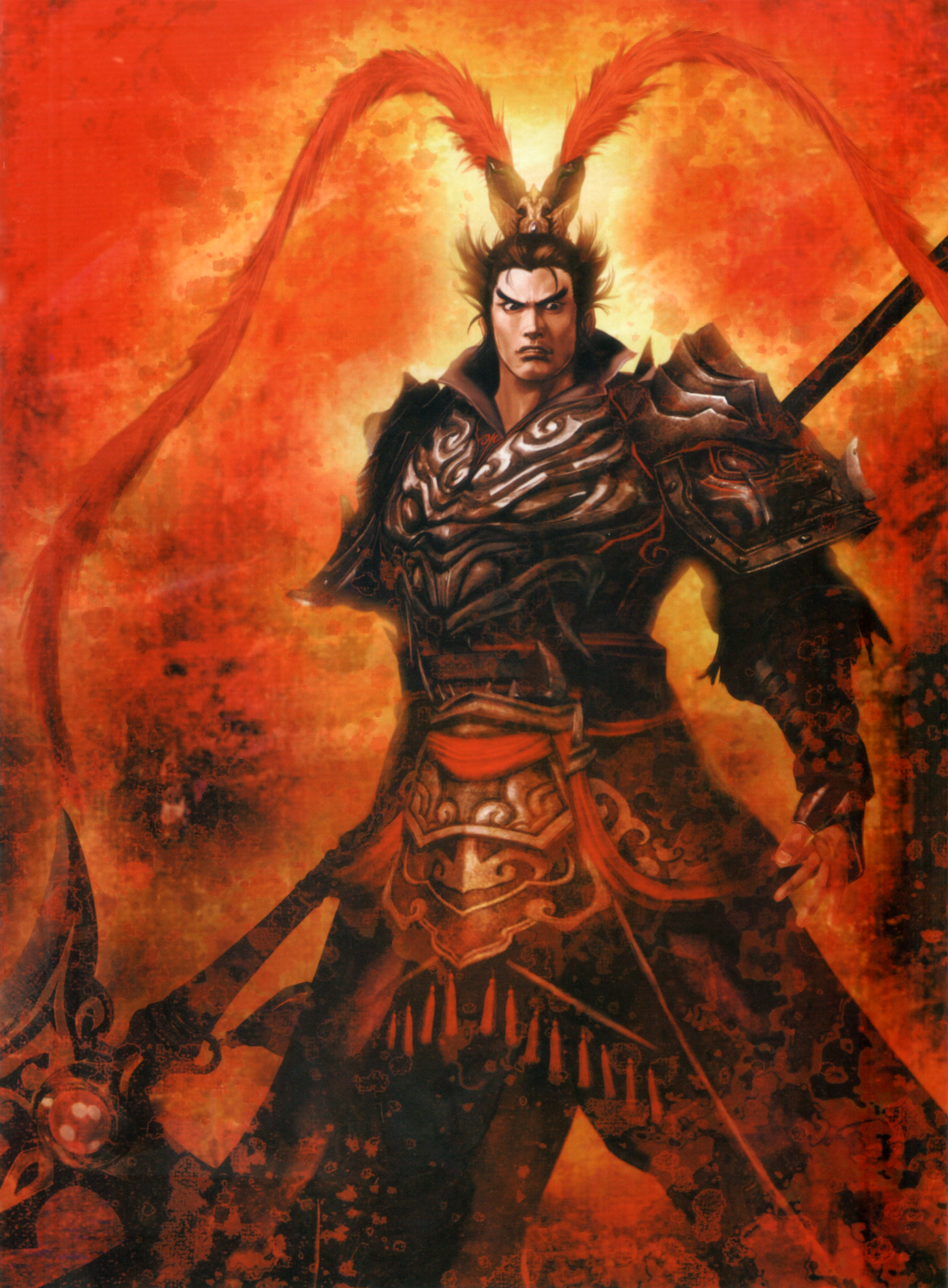 Lu Bu Dynasty Warriors 8