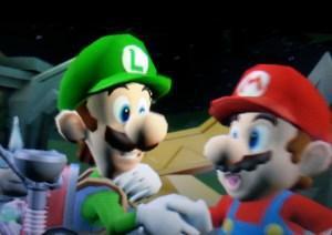 Mario and Luigi's Mansion