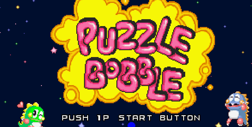 Puzzle Bobble Bust-a-Move