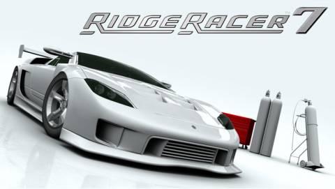 Ridge Racer 7 Logo