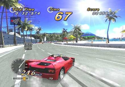 Outrun 2006 Coast 2 Coast Screenshot