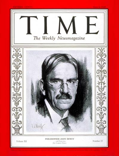 John Dewey Time